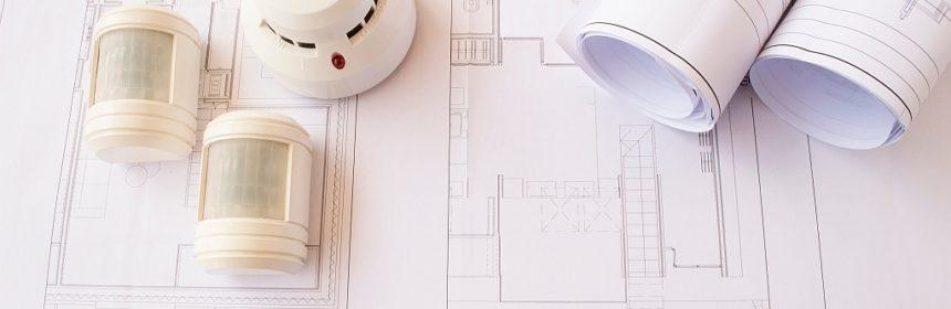 system alarmowy, projekt, montaż